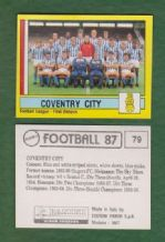 Coventry City Team 79